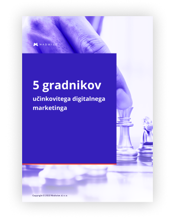 5 gradnikov digitalnega marketinga
