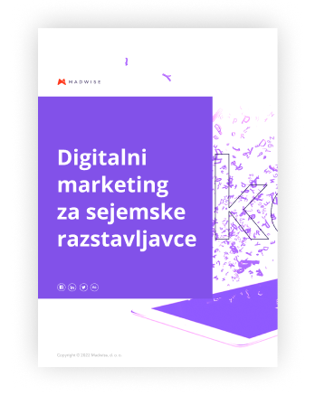 Digitalni marketing za sejemske razstavljalce