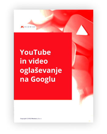 Youtube in video oglaševanje na googlu