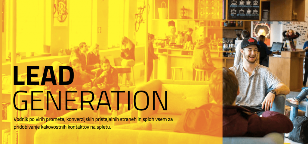 Potrebujete nove kontakte? Imamo pravo stvar za vas! 2|Lead generation vodič banner|Lead generation - pasti pristajalne strani|Lead generation kampanja|lead generation - prodajni proces|Lead generation - metrike|Lead generation vodič banner 2|Lead generation vodič banner 2