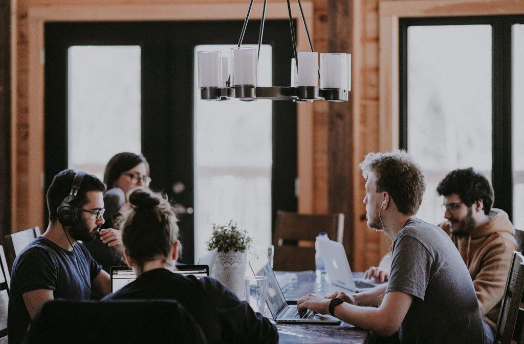 ekipa za digitalni marketing
